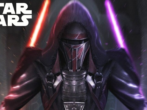 Darth Revan Reportedly Will Begin Appearing in CANON