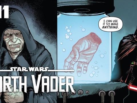 Darth Vader #11 | INTO THE FIRE #6 Exegol | Star Wars Comics
