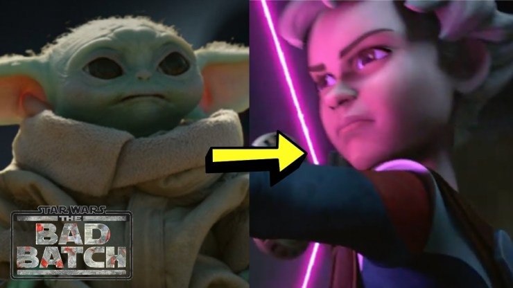 Grogu Will Appear in The Bad Batch (Star Wars Theories!)