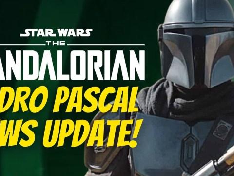 The Mandalorian Season 3 News | Exciting Pedro Pascal Update