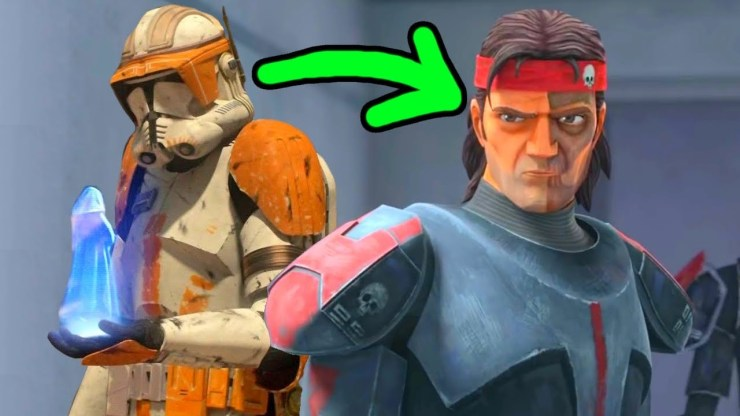 Trailer #2 Just CONFIRMED Bad Batch Didn't Execute Order 66!