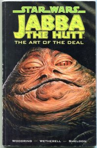 Star Wars – Jabba The Hutt – The Art Of The Deal (TPB)