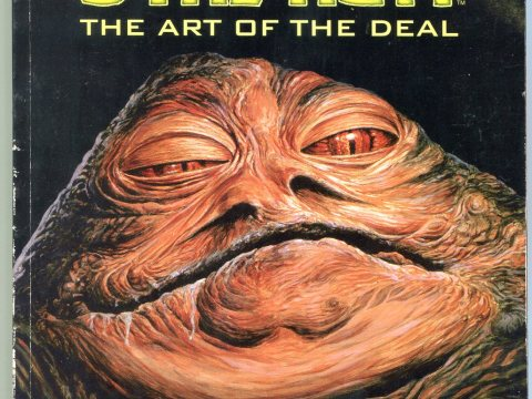 Star Wars – Jabba The Hutt – The Art Of The Deal (TPB)
