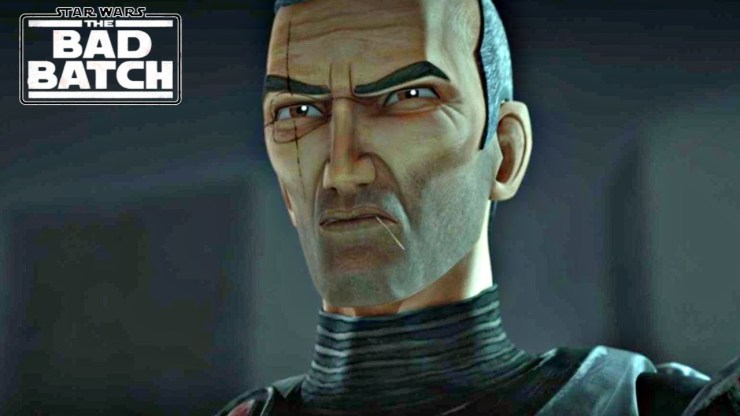 Crosshair Is The Only Member of Bad Batch to Execute Order 66
