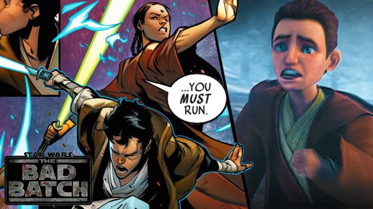 How The Bad Batch CHANGED Kanan's Order 66 Tragedy