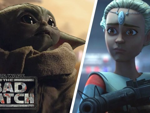 Lucasfilm TEASE Big Characters For The Bad Batch