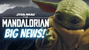 News For The Mandalorian Season 3, Game Announcement?