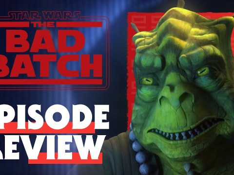 The Bad Batch Season One - Rampage Episode Review