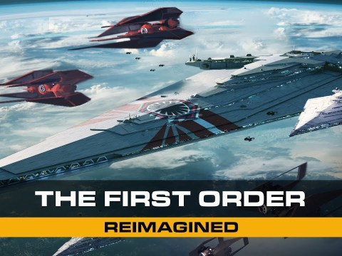 The First Order Reimagined | Star Wars