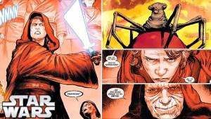 Vader Gets the Wayfinder and Meets the Eye of the Webbish Bog