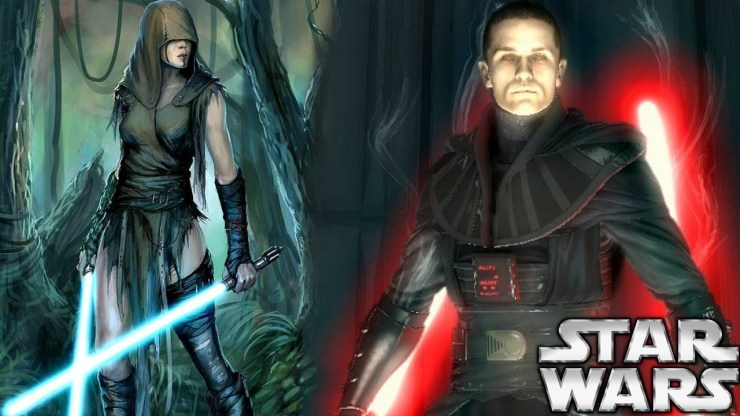 Why Sith Apprentices Are More Powerful Than Most Jedi Masters