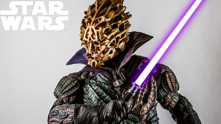 Why Sith HATED Purple Lightsabers More Than Any Color