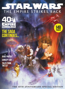 Star Wars – The Empire Strikes Back – 40th Anniversary Special Book (2021)