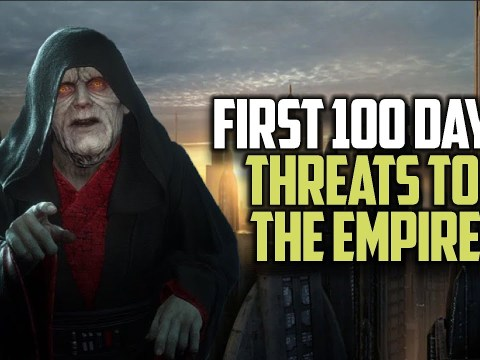 5 Early Threats to the Galactic Empire