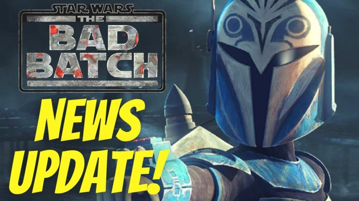 Bo-Katan Confirmed For The Bad Batch? And More News!