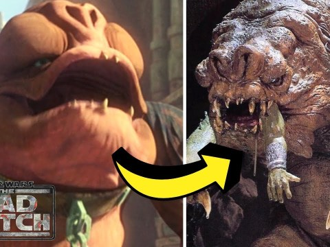 Lucasfilm FINALLY Addresses the Rancor in The Bad Batch Ep.5!
