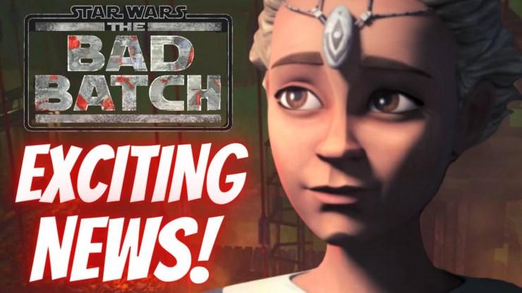 Lucasfilm TEASES 'Intense' Bad Batch Episode, Wrecker's Fate