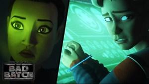The Bad Batch MID-SEASON Official Trailer - (Omega, Fennec)