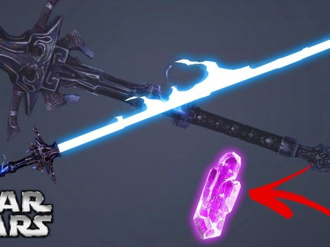 The Most Dangerous and Rare Lightsaber Crystal Ever Found
