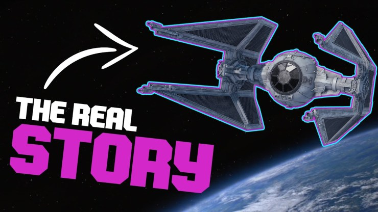 The REAL REASONS Tie Fighters didn't have Hyperdrives