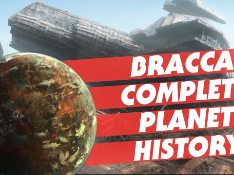 The Significance of Bracca - Complete Planet History