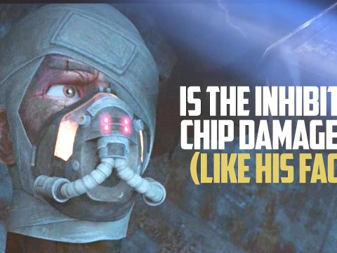 Was Crosshair's Inhibitor Chip Destroyed by the Venator Engine?