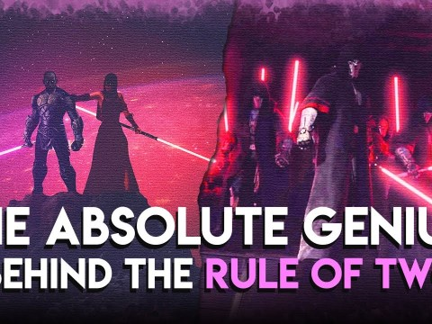 Why Having two Sith was so much BETTER (Rule of Two)