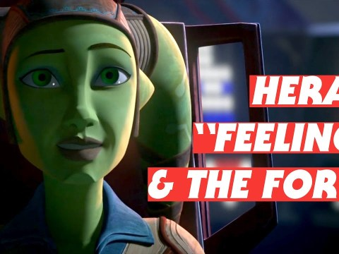 """Hera's """"Feeling"""" and How It Connects Her to The Force"""