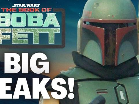 NEW Leaks For The Book of Boba Fett, Directors Revealed