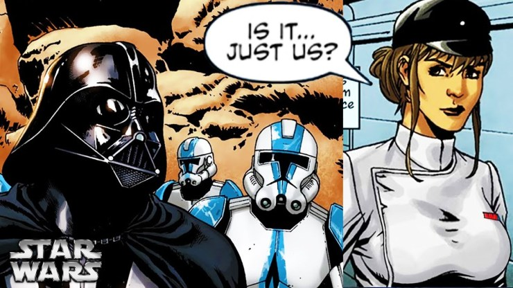The FIRST MISSION Vader Took the 501st on After ORDER 66
