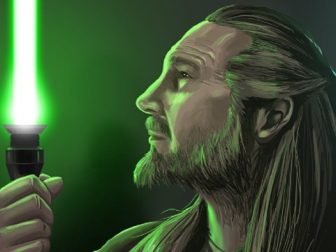 The PERFECT Grey Jedi - Qui-Gon Jinn