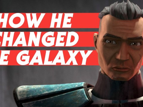 Why Captain Howzer Could Change Star Wars Forever