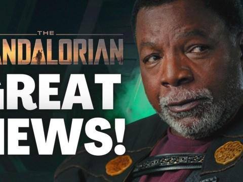 Big Announcement for The Mandalorian Season 3!
