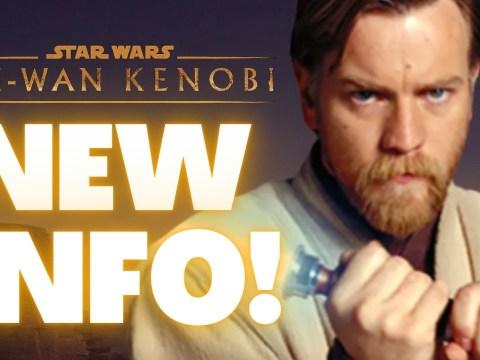 Big Obi-Wan Kenobi Filming Update & More Star Wars News!