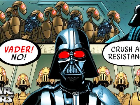The Ruthless Commando Droids Who Served Darth Vader