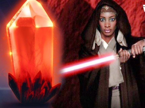 Why Jedi Used Red Lightsabers Before The Clone Wars Began