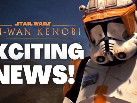 Amazing Character News For Obi-Wan Kenobi, Ahsoka Art