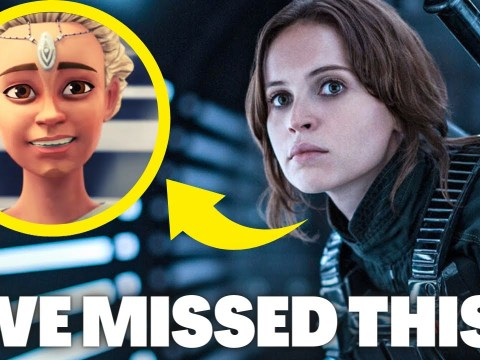 Omega Was MENTIONED in Rogue One and We All Missed It!