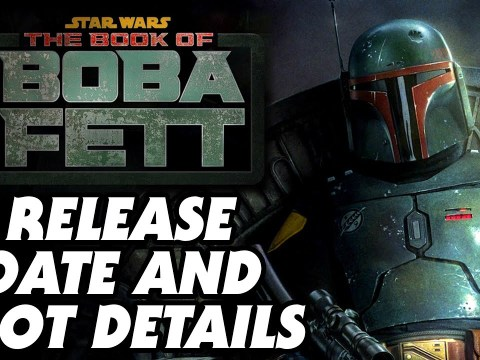The Book of Boba Fett Release Date and NEW Plot Details