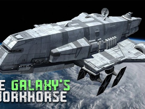 The Most Important Starship in the Star Wars Galaxy