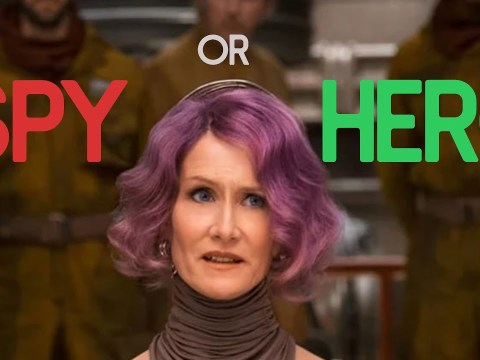 Was Vice Admiral Holdo a First Order Spy?
