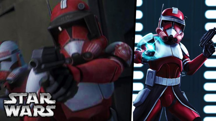 Why Commander Fox Was HATED By His Clone Brothers