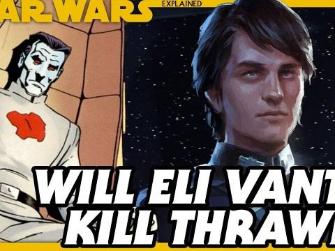 Why Eli Vanto Will Kill Grand Admiral Thrawn