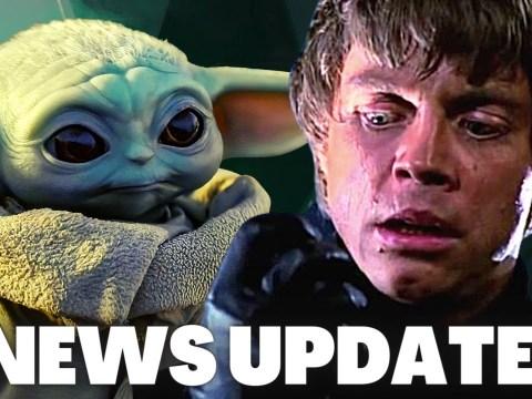 NEW Luke Skywalker 'Sequel' Hints At Grogu's Future?