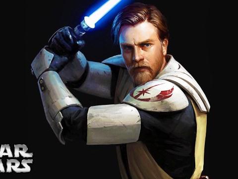 Why Did Obi-Wan Wear Clone Trooper Armor During the CW?