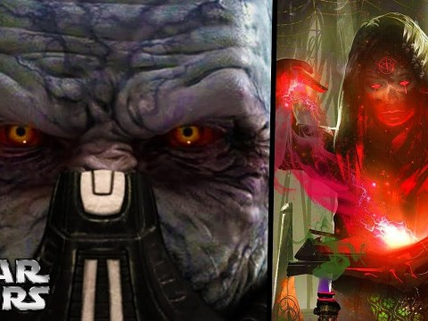 Why Did the Dark Side Make Sith UGLY? - Star Wars