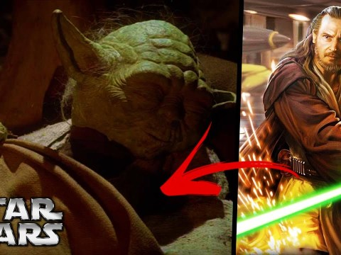 Why Did Yoda Keep Qui-Gon Jinn's Robes After His Death?