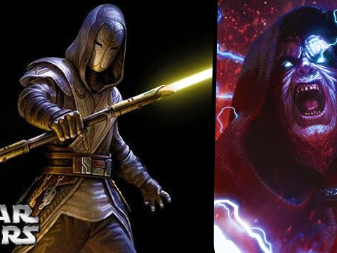 Why Was Palpatine TERRIFIED Of Jedi With Yellow Lightsabers?