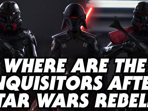 Why We Don't See Inquisitors After Star Wars Rebels