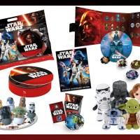 Star Wars paketi u Idea, Roda i Konzum prodavnicama